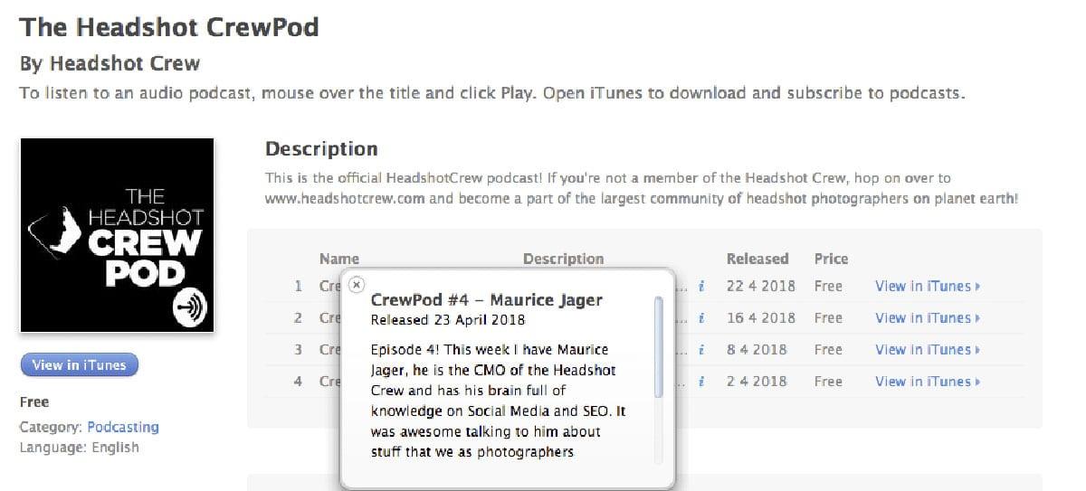 HeadshotCrew-Crewpod