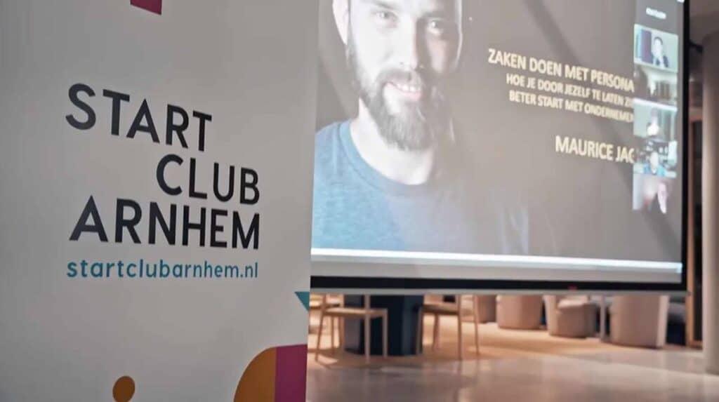 StartClub-Arnhem-Maurice-Jager